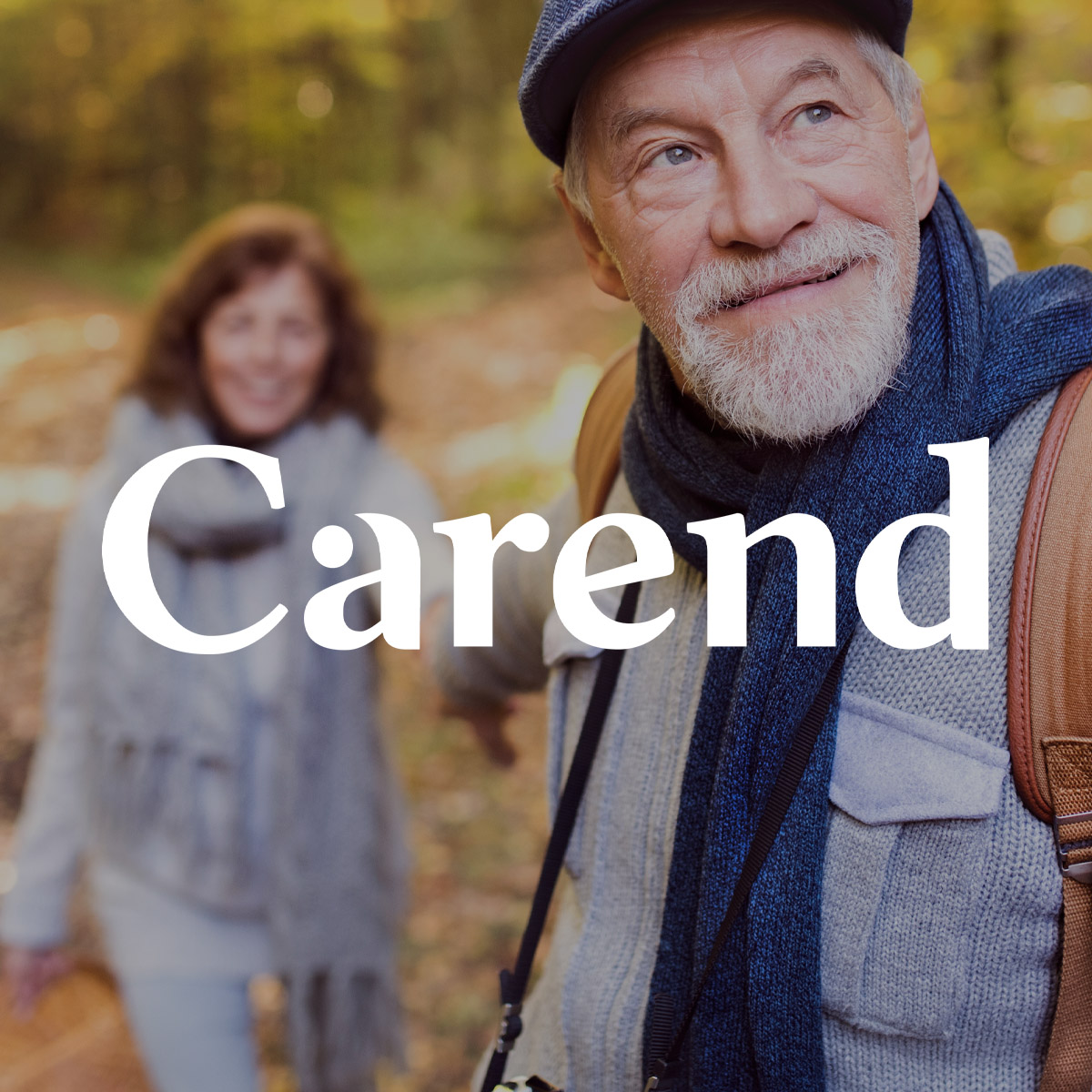 Logo Carend zorginstelling palliatieve zorg